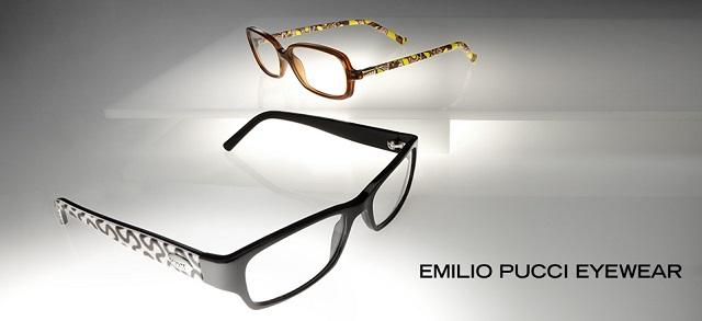 Emilio Pucci Eyewear at MYHABIT