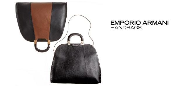 Emporio Armani: Handbags at MYHABIT