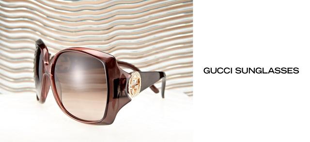 Gucci Sunglasses at MYHABIT