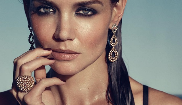 H. Stern Iris Collection Campaign by Katie Holmes_10