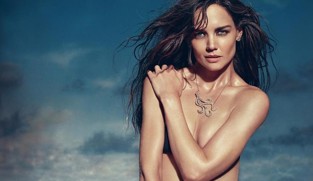 H. Stern Iris Collection Campaign by Katie Holmes_3