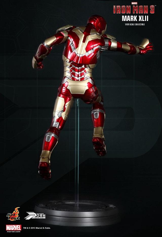 Iron Man 3  - Power Pose Mark XLII_10