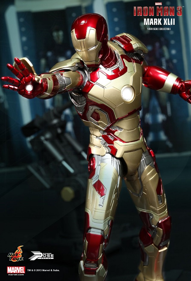 Iron Man 3  - Power Pose Mark XLII_13