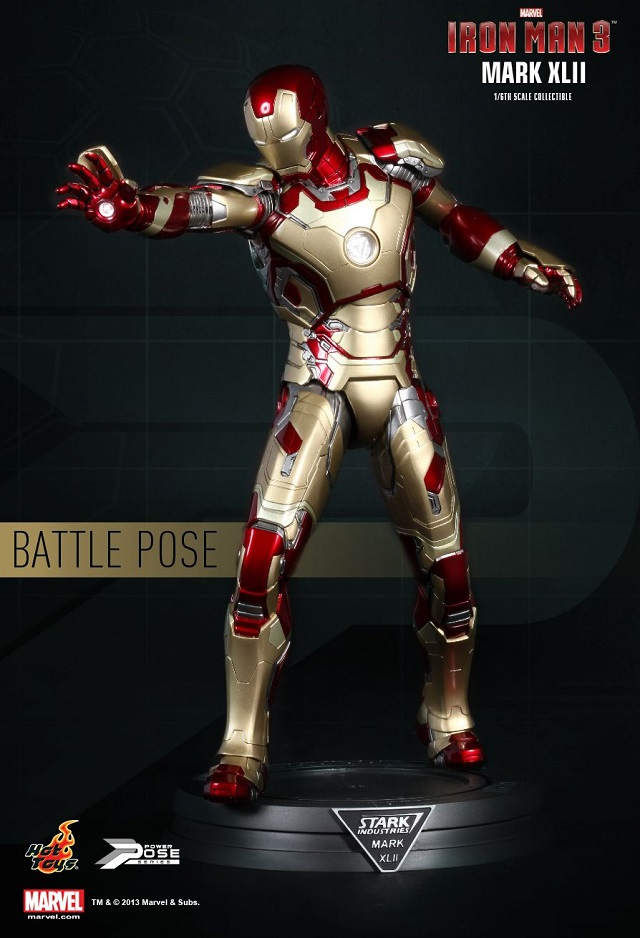 Iron Man 3  - Power Pose Mark XLII_15
