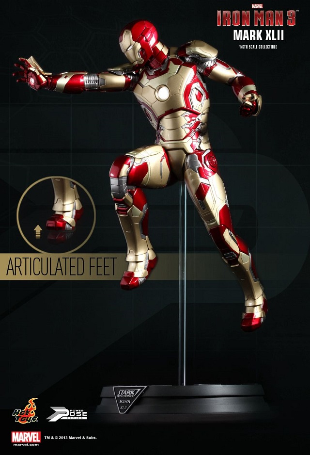 Iron Man 3  - Power Pose Mark XLII_16