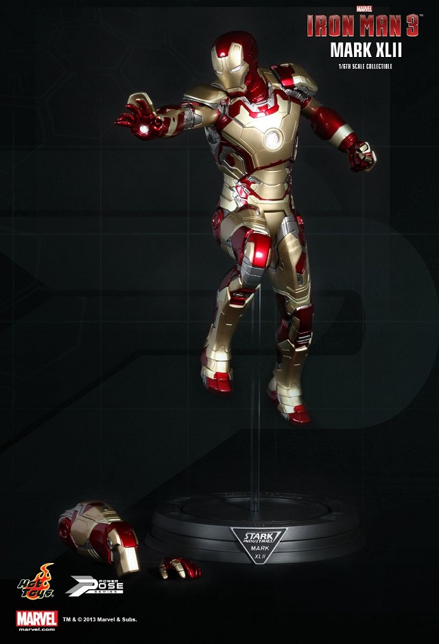 Iron Man 3  - Power Pose Mark XLII_18