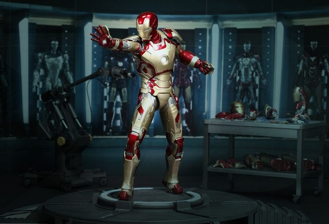 Iron Man 3  - Power Pose Mark XLII_2