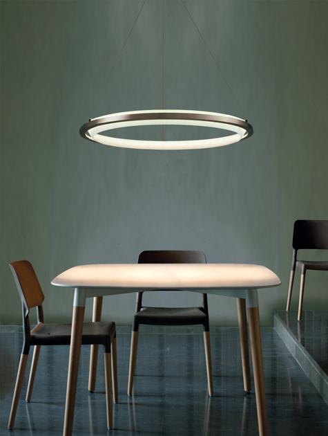 Nimba LED Suspension Light by Santa & Cole_5