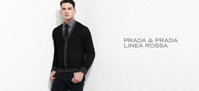 Prada & Prada Linea Rossa at MYHABIT