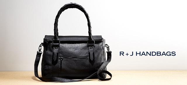 R + J Handbags at MYHABIT