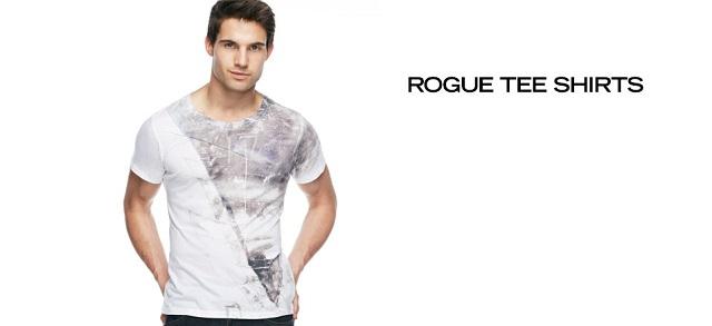 Rogue Tee Shirts at MYHABIT