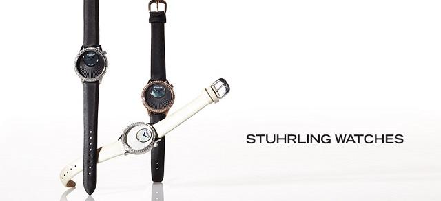 Stuhrling Watches at MYHABIT