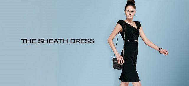 The Sheath Dress at MYHABIT