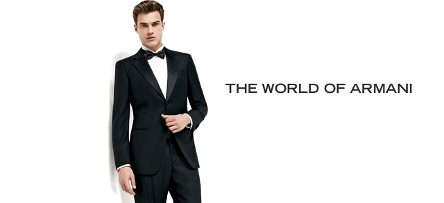The World of Armani at MYHABIT