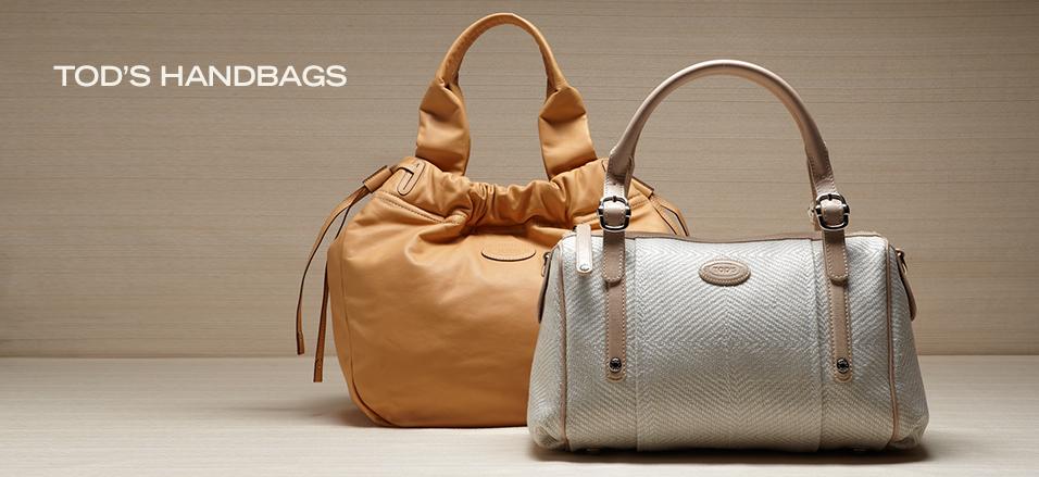 Tod's Handbags at MYHABIT