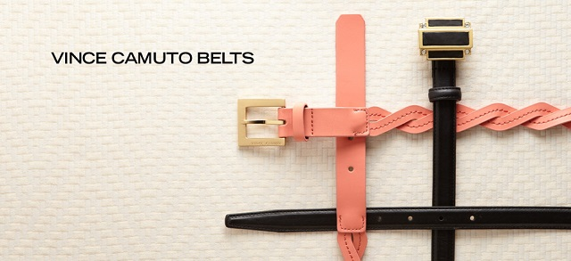 Vince Camuto Belts at MYHABIT