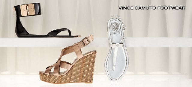 Vince Camuto Footwear at MYHABIT