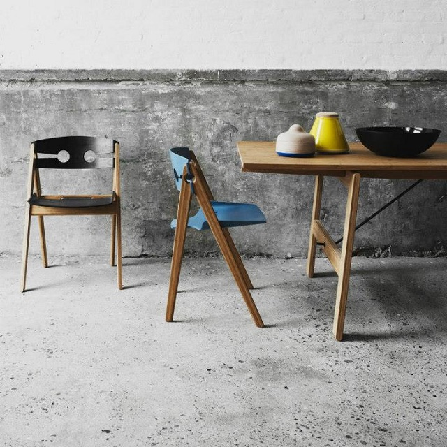 We Do Wood Dining Chair no. 1