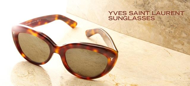 Yves Saint Laurent Sunglasses at MYHABIT