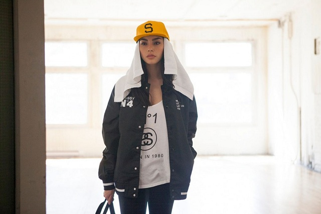 Adrianne Ho For Stussy Vancouver Lookbooks_8