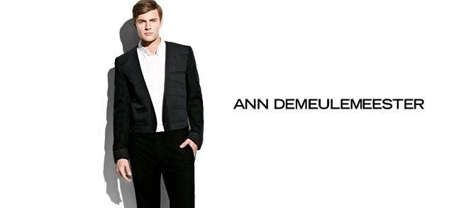 Ann Demeulemeester at MYHABIT