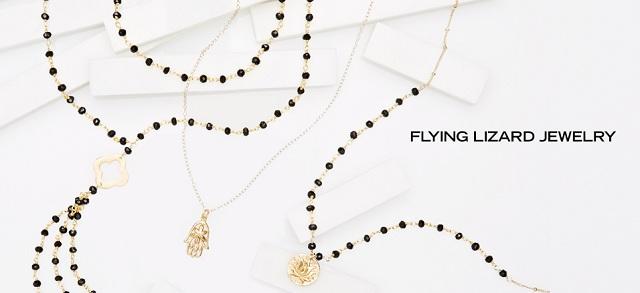 Flying Lizard Jewelry at MYHABIT