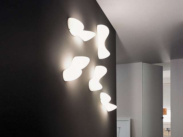 Foscarini Blob S Wall/Ceiling Light