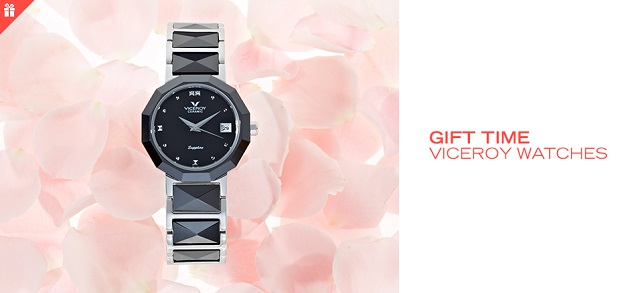 Gift Time Viceroy Watches at MYHABIT