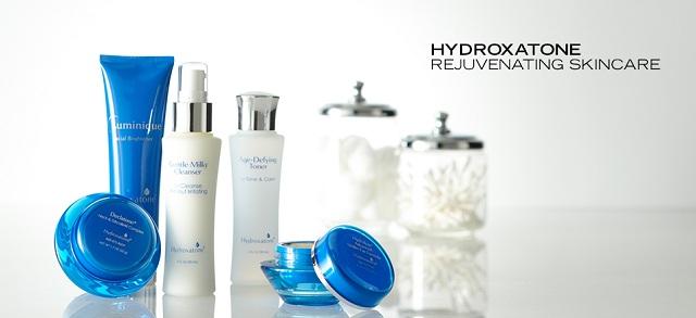 Hydroxatone Rejuvenating Skincare at MYHABIT