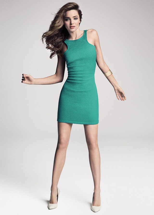 Miranda Kerr for Mango Summer 2013 Campaign_5