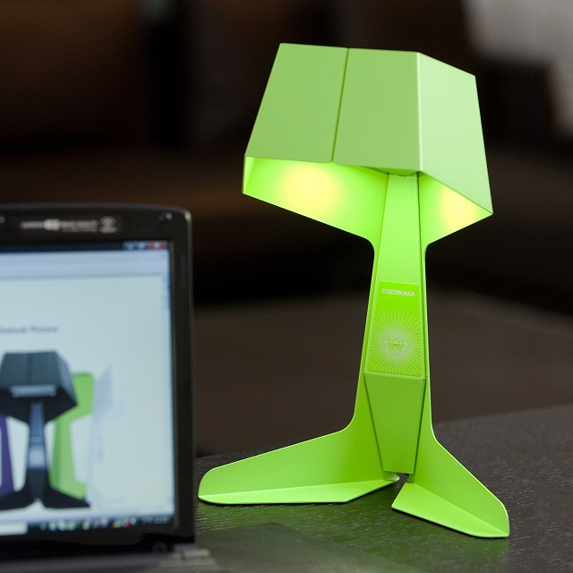 Mr. Diamond Table LED Lamp_3