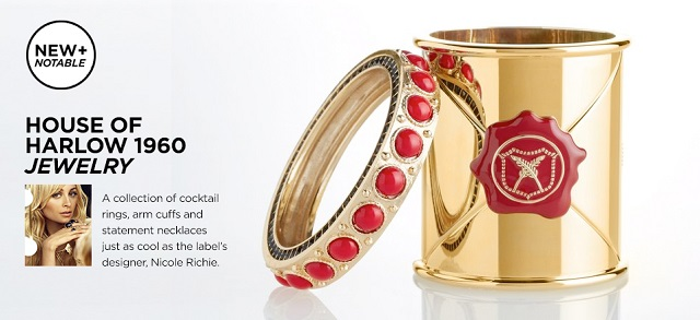 New + Notable House of Harlow 1960 Jewelry at MYHABIT