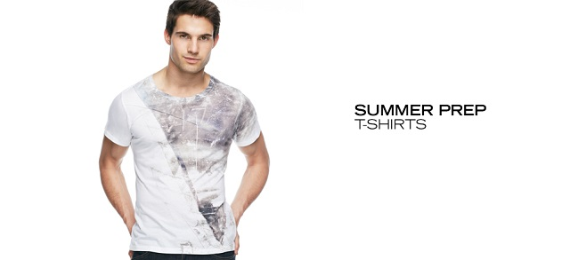 Summer Prep T-Shirts at MYHABIT