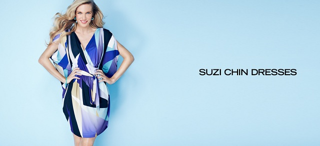 Suzi Chin Dresses at MYHABIT