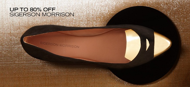 Up to 80 Off Sigerson Morrison at MYHABIT