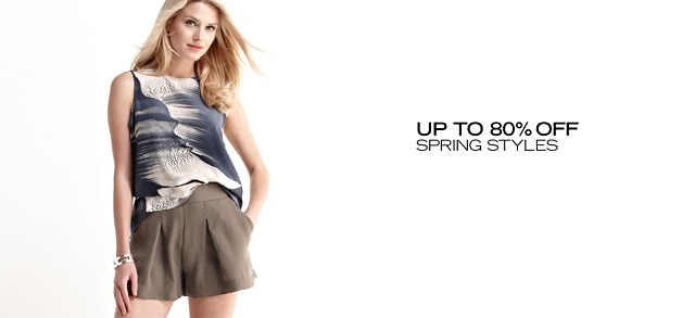 Up to 80 Off Spring Styles at MYHABIT