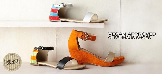 Vegan Approved OlsenHaus Shoes at MYHABIT