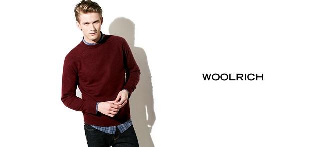 Woolrich at MYHABIT