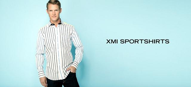 XMI Sportshirts at MYHABIT