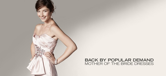 Back by Popular Demand Mother of the Bride Dresses at MYHABIT