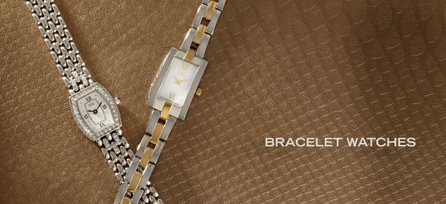 Bracelet Watches at MYHABIT