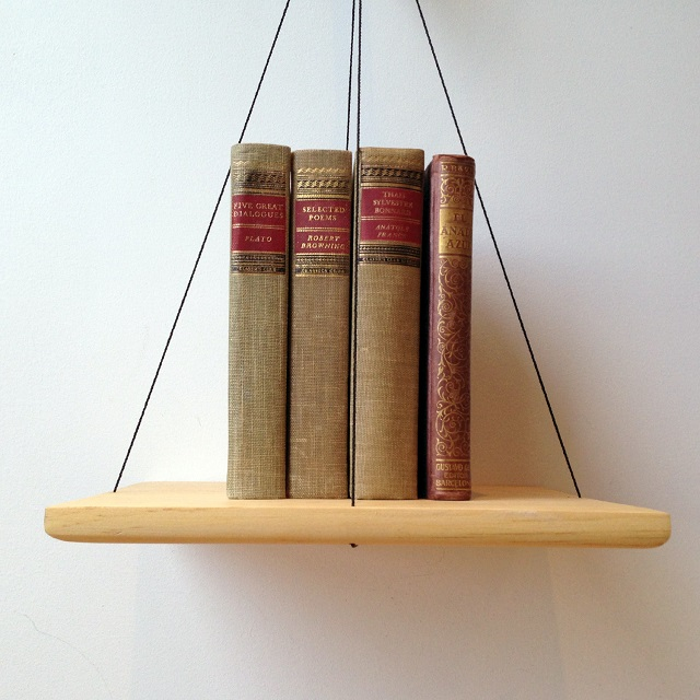 Cush Design Studio Balance Bookshelf - Black_4