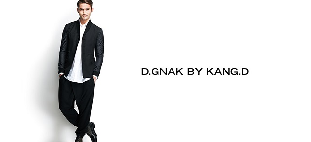 D.GNAK by KANG.D at MYHABIT