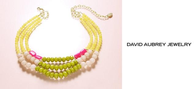 David Aubrey Jewelry at MYHABIT