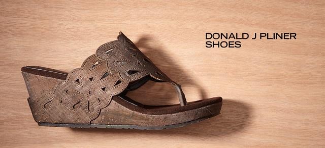 Donald J Pliner Shoes at MYHABIT