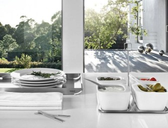 ENZA Dip Bowl Set by Blomus