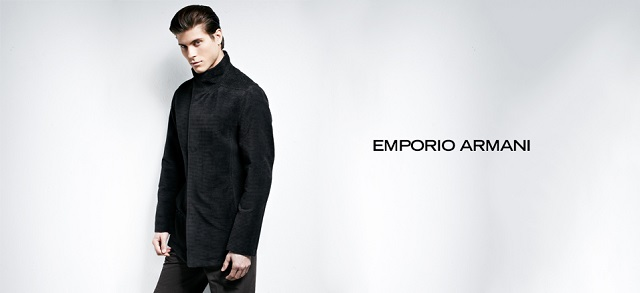 Emporio Armani at MYHABIT