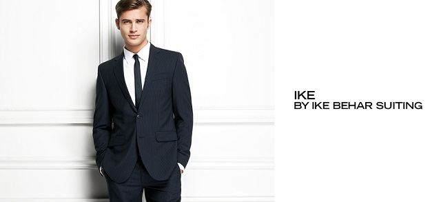 Ike by Ike Behar Suiting at MYHABIT