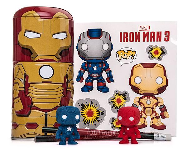 Iron Man 3 Tin-Tastic Creative Activity Set_2