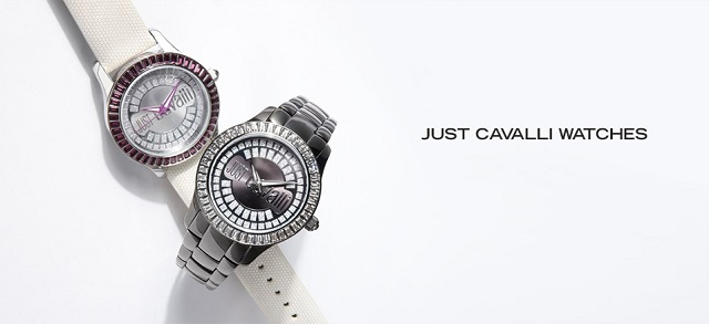 Just Cavalli Watches at MYHABIT